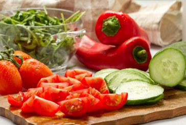 Das beste Gemüse kommt aus dem Dampf