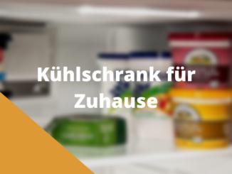 Kühlschrank für Zuhause