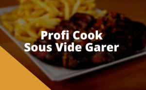 Profi Cook Sous Vide Garer Test