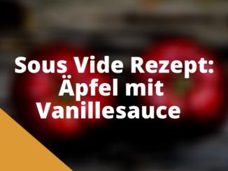 Sous Vide Äpfel Rezept -2
